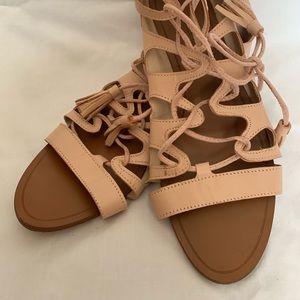 Zara sandals